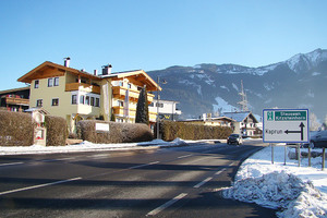 Unser Appartementhaus in Kaprun